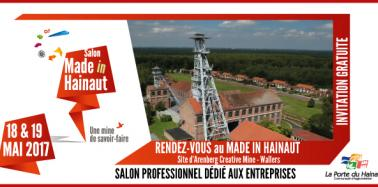 Salon Made In Hainaut 2017
